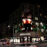 Queenstreet am Abend