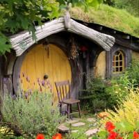 Hobbithäuschen