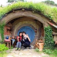 die Elfe und ihr Hobbit