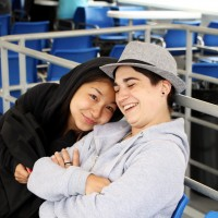 Yui und Sandra
