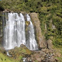 Marokopa Waterfalls