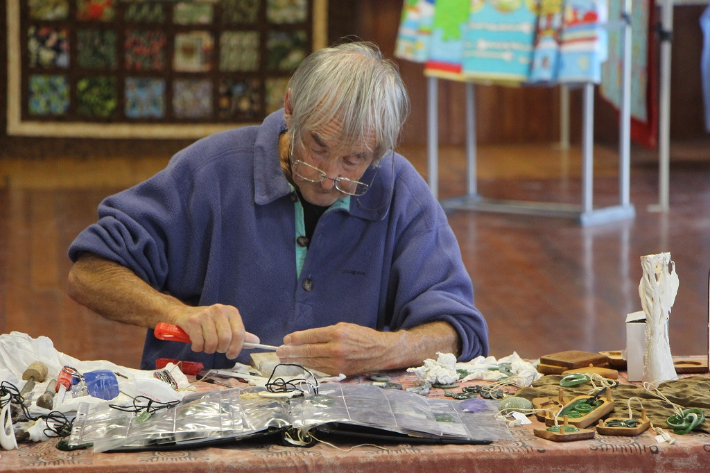 Handwerkermarkt in Russel