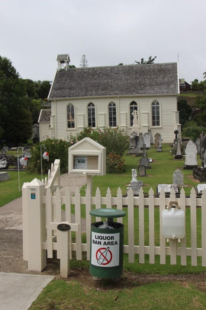 Kirche in Russel
