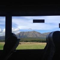 auf dem Weg nach Te Anau