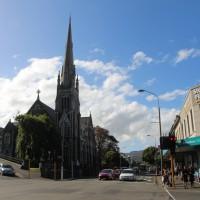 Knox Church Dunedin